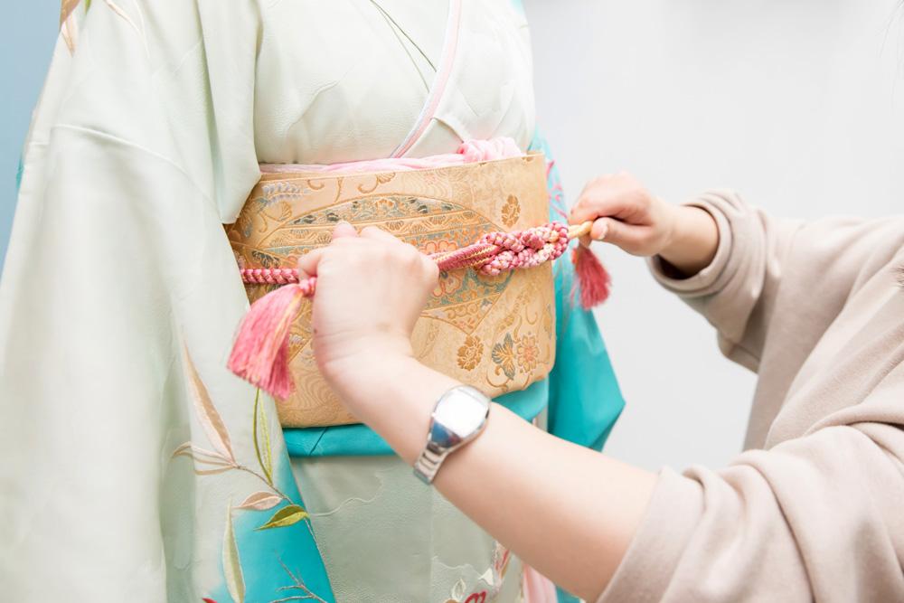素材別 単衣着物に合わせるのにおすすめの帯