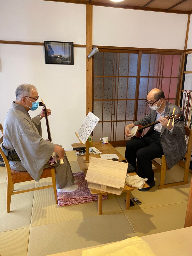 〜日本の伝統芸能の普及活動〜